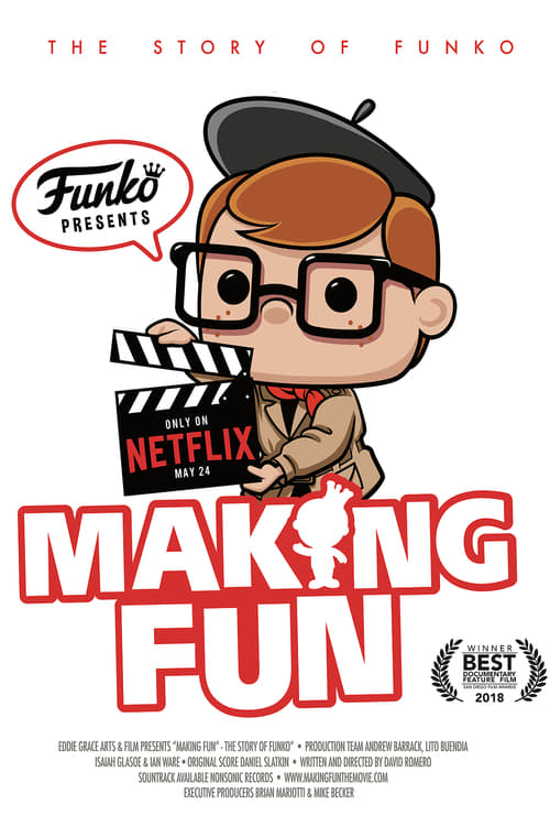 Making Fun: The Story of Funko online