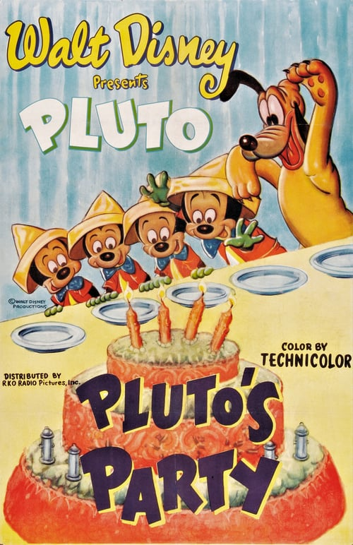 Pluto's Party online
