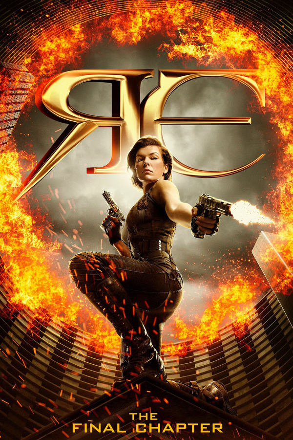 Resident Evil: Poslední kapitola online