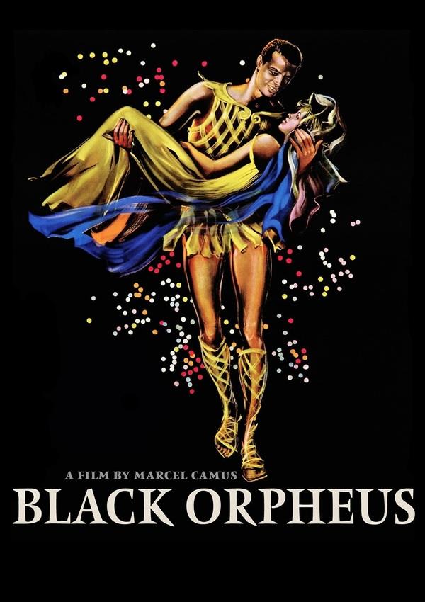 Černý Orfeus online