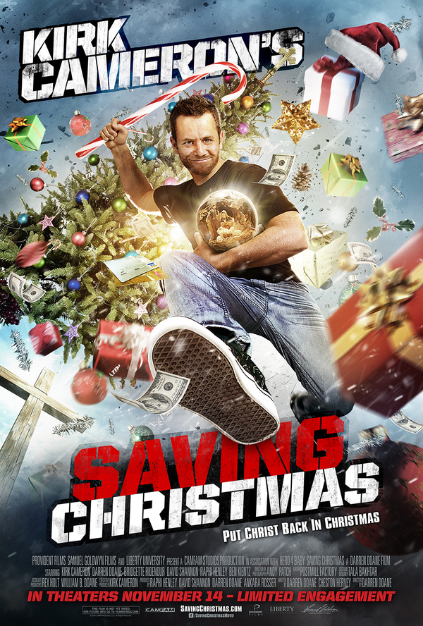 Saving Christmas online