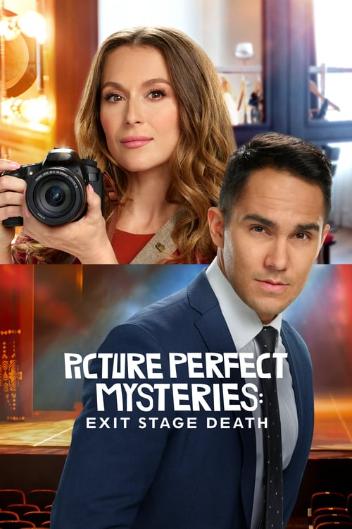 Picture Perfect Mysteries: Exit Stage Death online