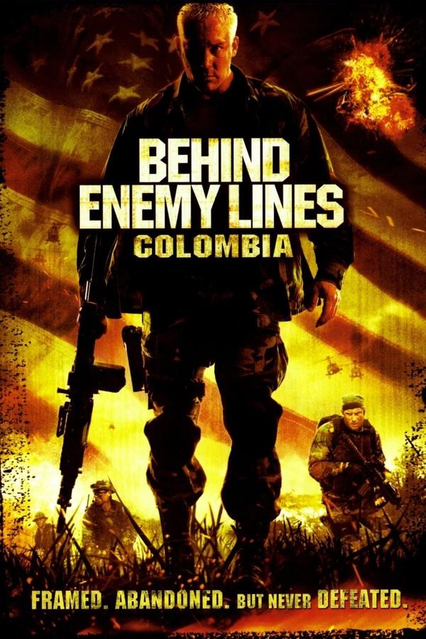 Behind Enemy Lines III: Colombia online