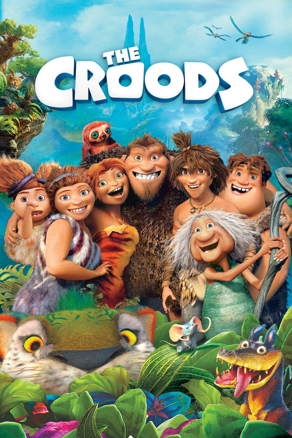 Croodsovi - Tržby a návštěvnost
