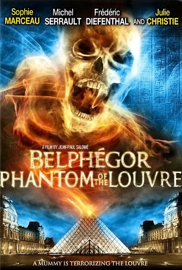 Belphegor: Fantom Louvru online