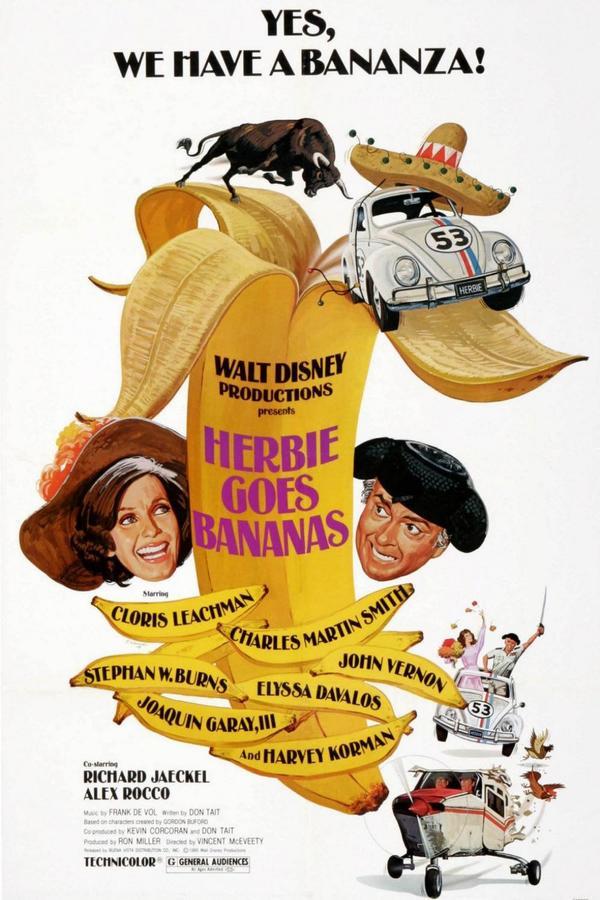 Herbie a poklad Inků online