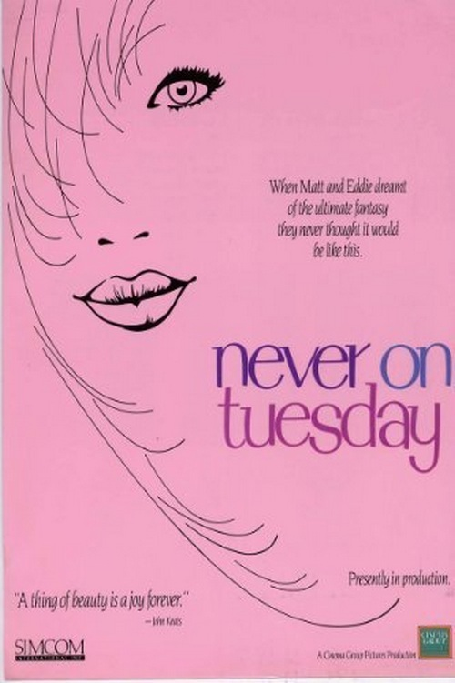 Never on Tuesday online
