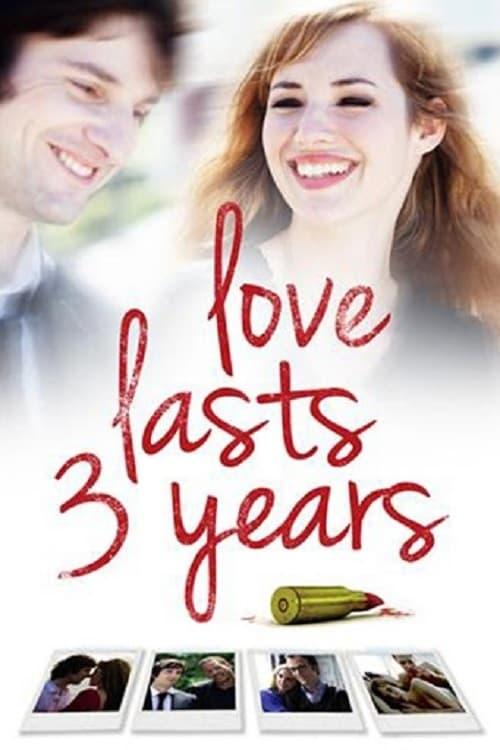 Láska na tři roky online