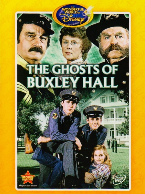 Strašidla z Buxley Hall online