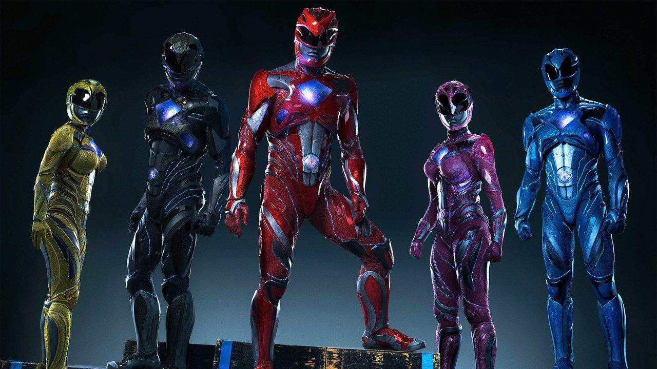Power Rangers: Strážci vesmíru - Tržby a návštěvnost