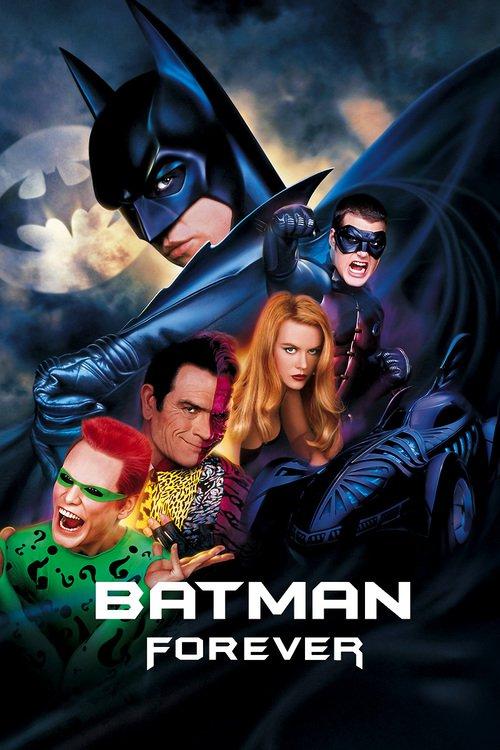 Batman navždy - Tržby a návštěvnost