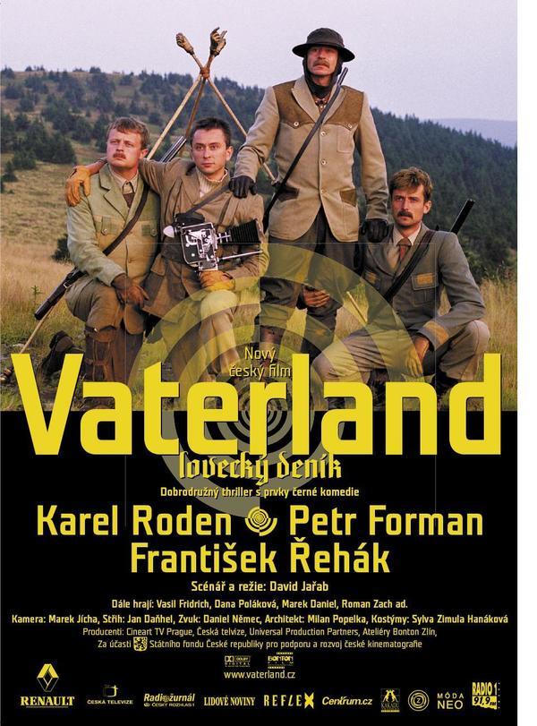 Vaterland - Lovecký deník online