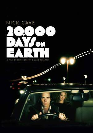 Nick Cave: 20 000 dní na Zemi online