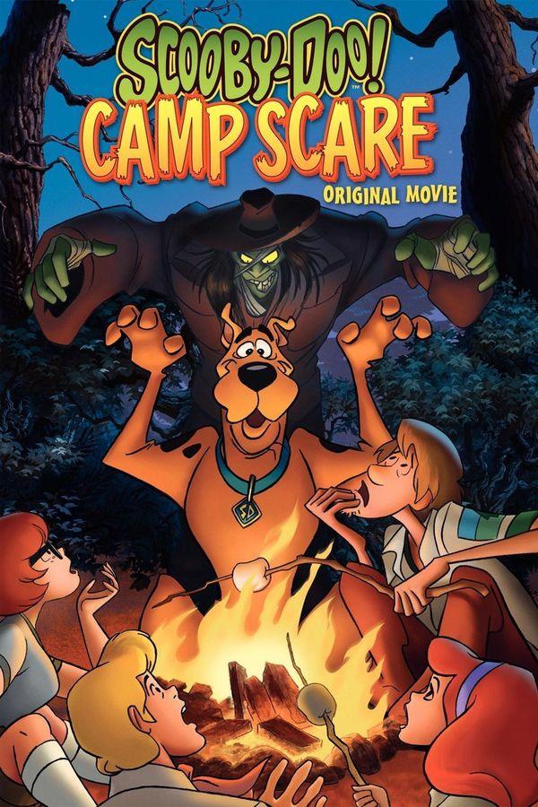Scooby-Doo a přízrak na letním táboře online
