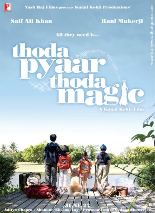 Thoda Pyaar Thoda Magic online