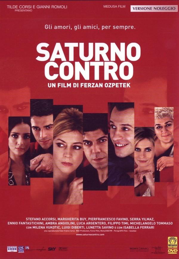 Saturno Contro online