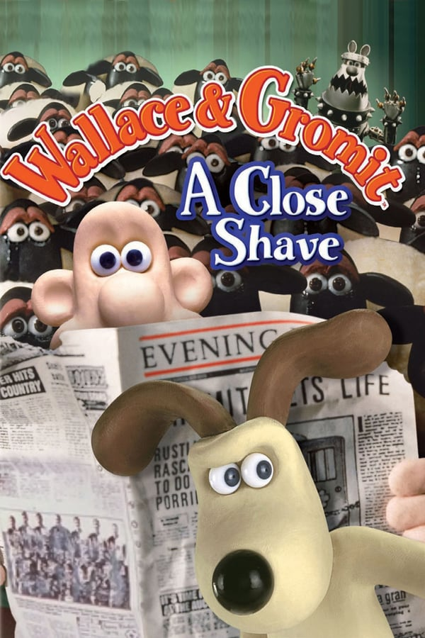 Wallace a Gromit: O chloupek online