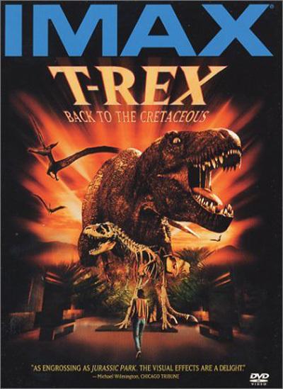 T-Rex: Back to the Cretaceous online
