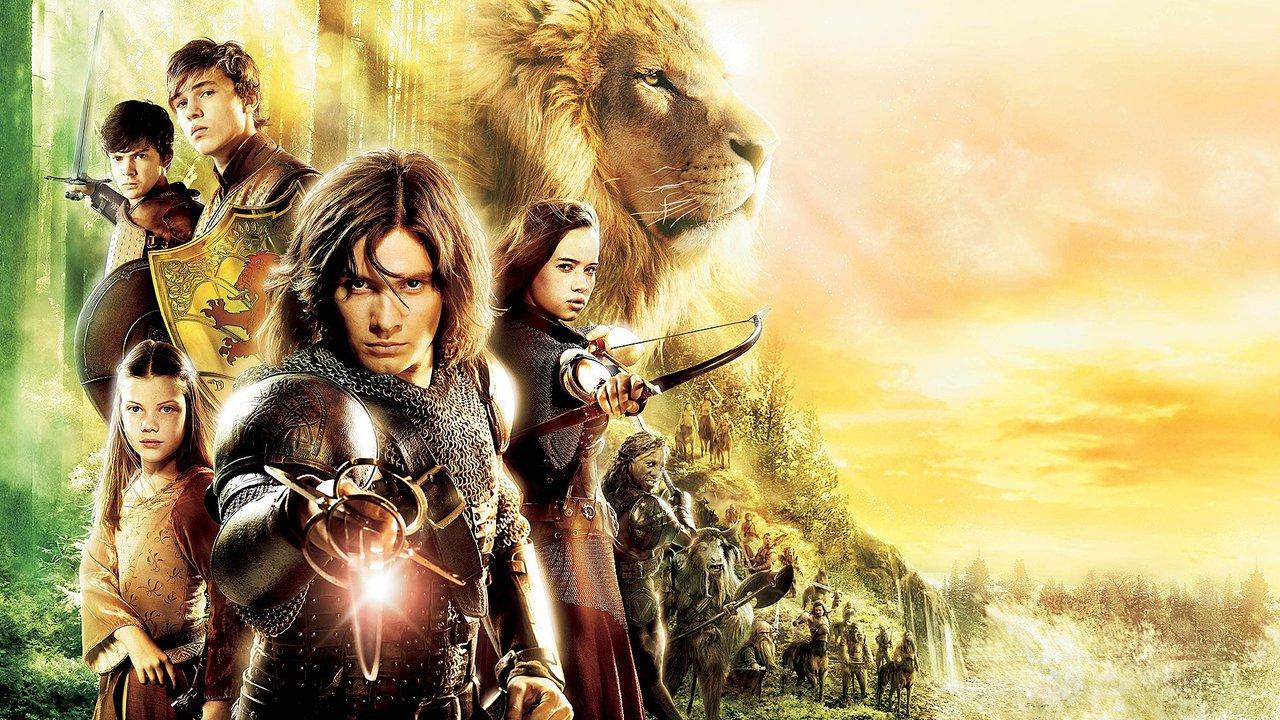 Letopisy Narnie: Princ Kaspian online