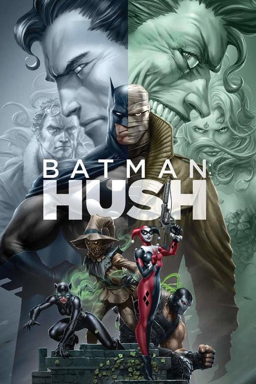 Batman vs. Hush online
