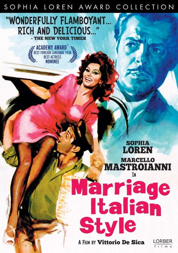 Manželství po italsku online