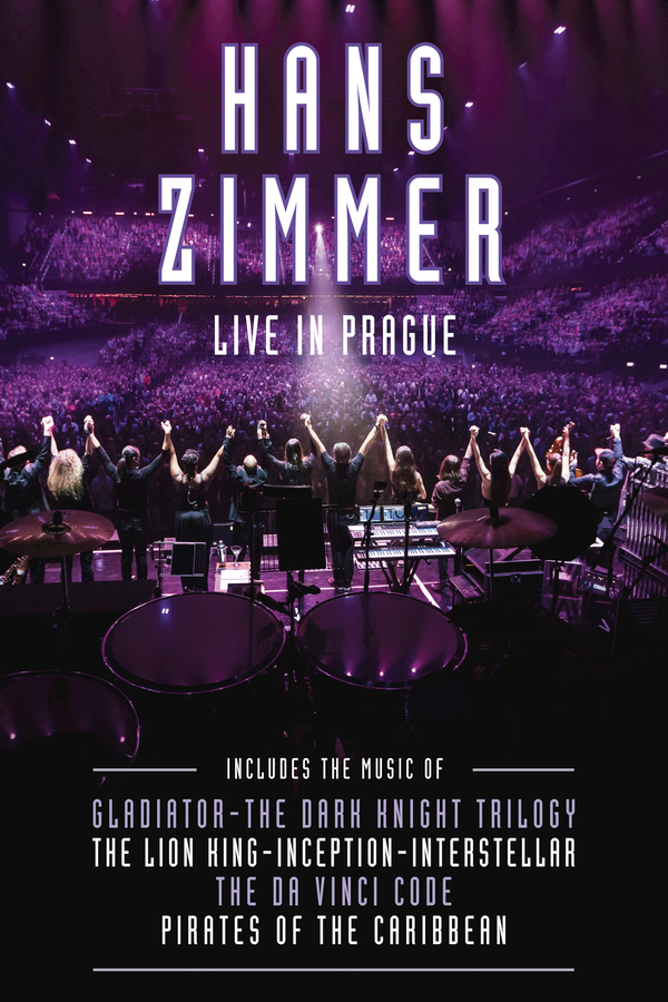 Hans Zimmer - Live in Prague online