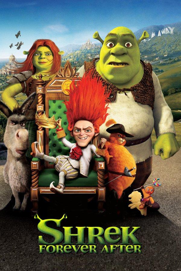 Shrek: Zvonec a konec online