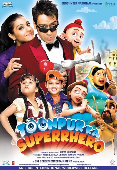 Toonpur Ka Superrhero online