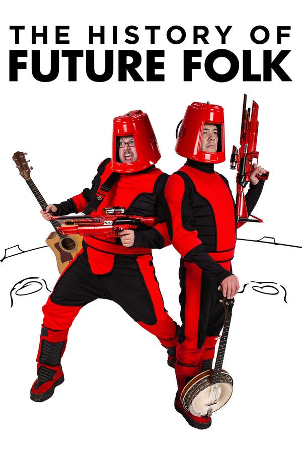 Historie skupiny Future Folk online