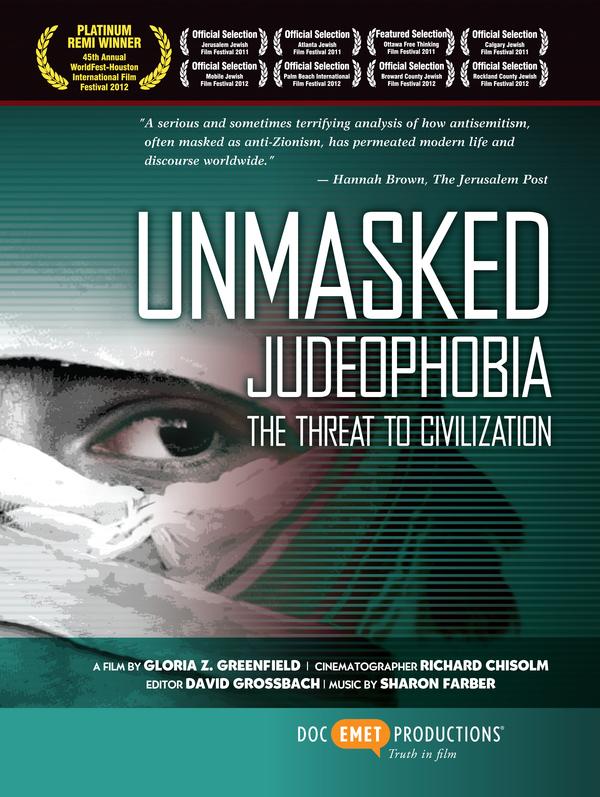 Unmasked Judeophobia online