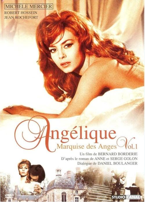 Angelika, markýza andělů - Tržby a návštěvnost