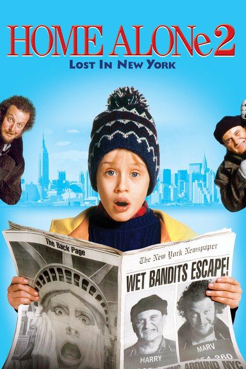 Sám doma 2: Ztracen v New Yorku online