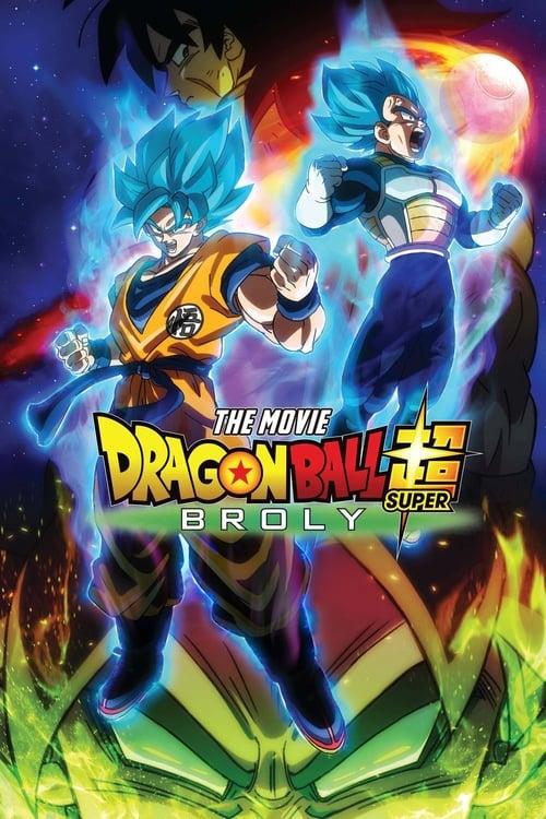 Dragon Ball Super: Broly online