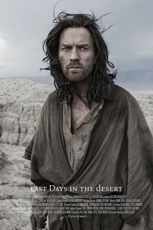 40 dní v poušti online