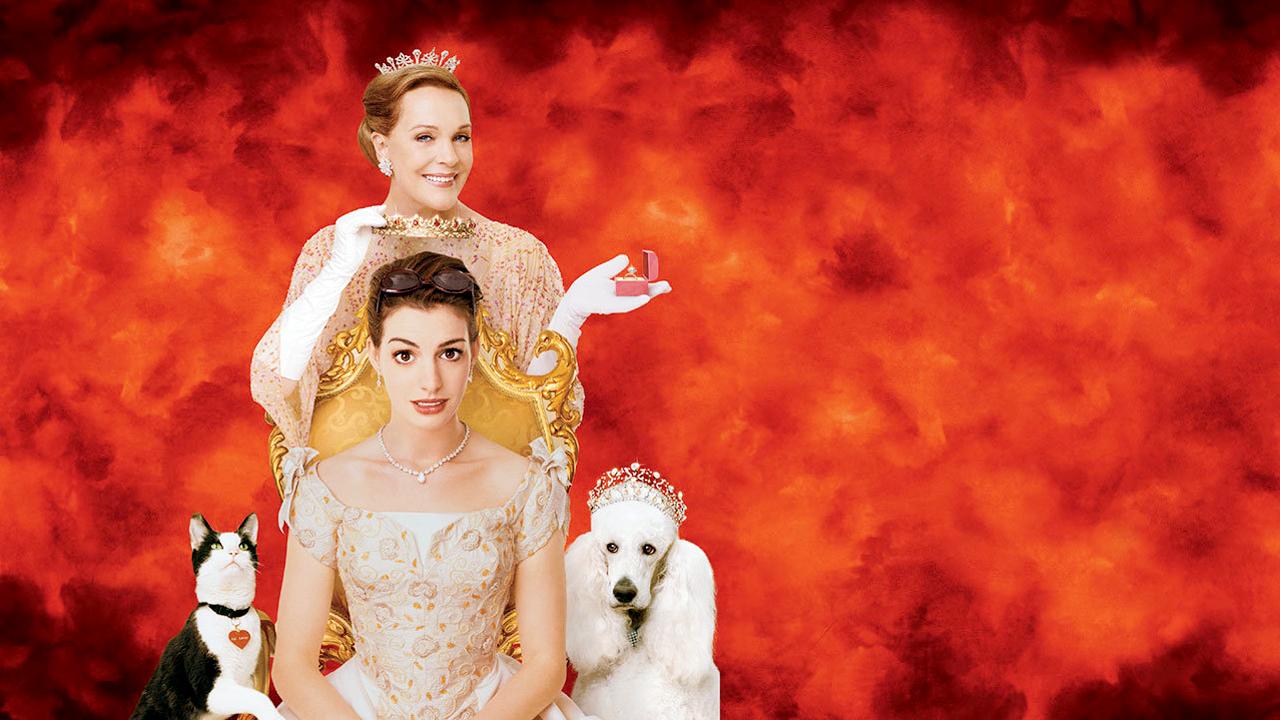 Deník princezny 2: Královské povinnosti online