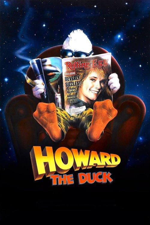 Kačer Howard online