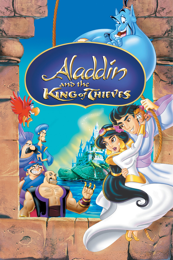 Aladin a král zlodějů online