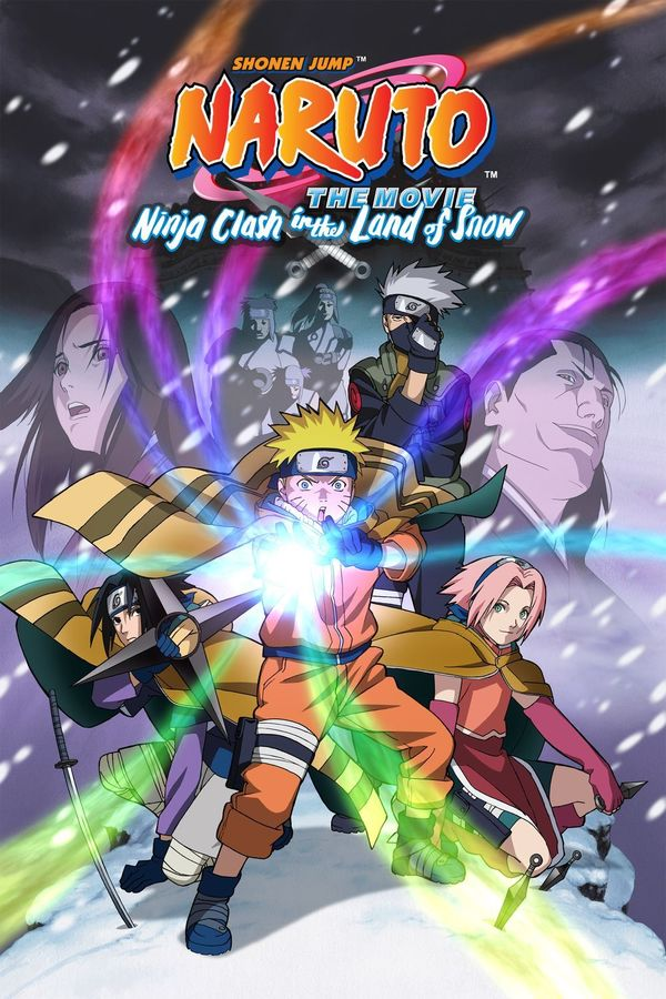 Naruto: The Movie - Ninja Clash in the Land of Snow online
