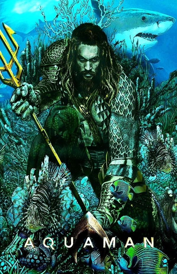 Aquaman online