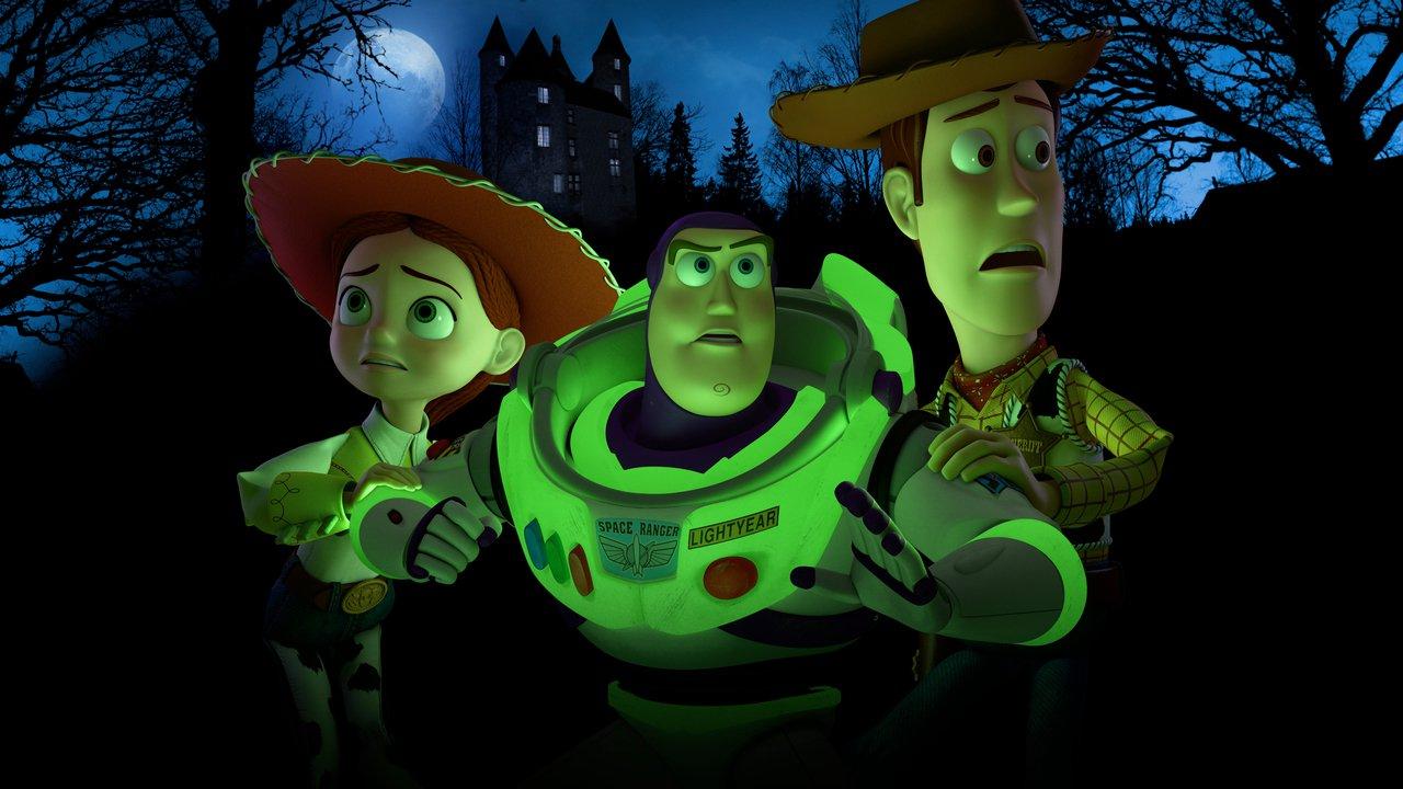 Toy Story: Strašidelný příběh hraček online