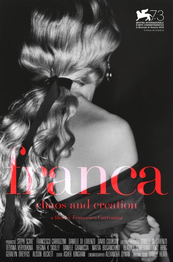 Franca: Chaos and Creation online