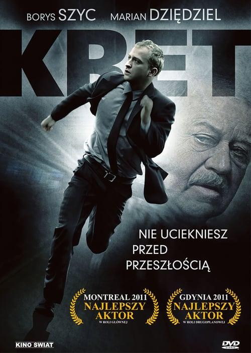 Krycí jméno Krtek online