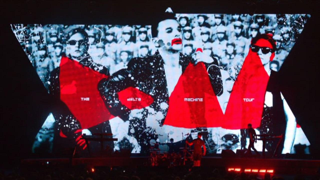 Depeche Mode: Alive In Berlin - Tržby a návštěvnost