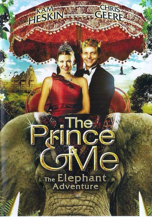 Princ a já: Sloní dobrodružství online