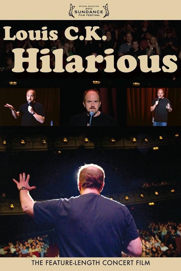 Louis C.K.: Hilarious online