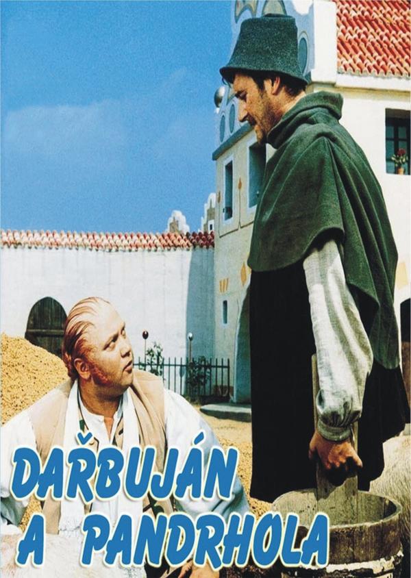 Dařbuján a Pandrhola online