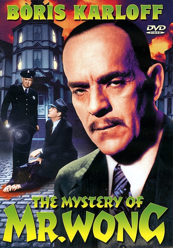 The Mystery of Mr. Wong online