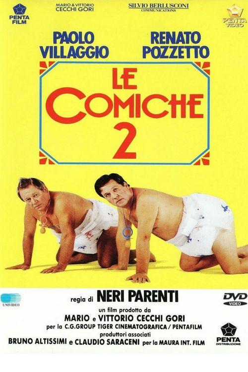 Bláznivá komedie 2 online