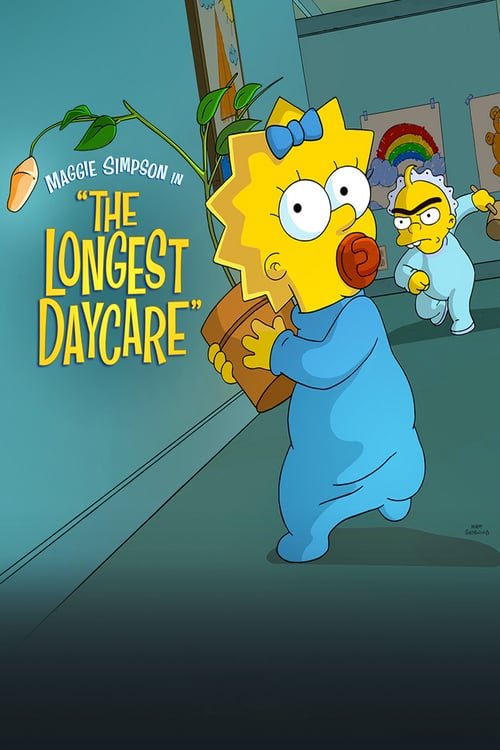 Maggie Simpson in The Longest Daycare online
