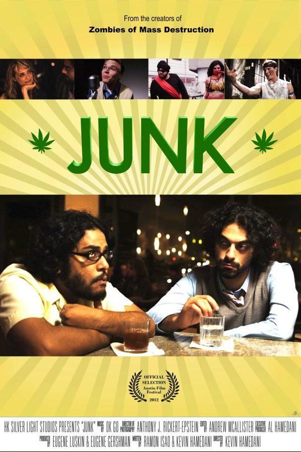 Junk online
